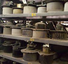 2003-2010 Silverado/Sierra/Escalade Heater/AC Fan Blower Motor - Twist On Style