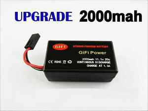 NEW-AFTERMARKET-BATTERY-FOR-AR-DRONE-2-0-HELICOPTER-QUADRICOPTER-CONTROL-2000MAH