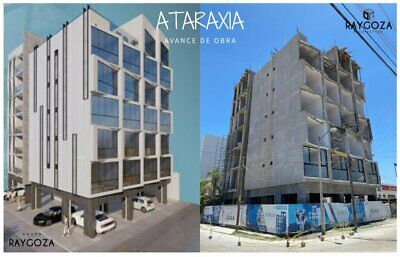 Preventa Condominios Atarexia en Fraccionamiento El Toreo a minutos del Mar Mazatlán Sinaloa México