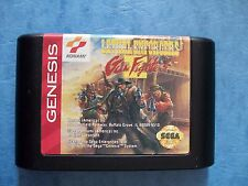 LETHAL ENFORCER II SEGA GENESIS 1994 TESTED ACTUAL PICTURES *REAL* GOOD