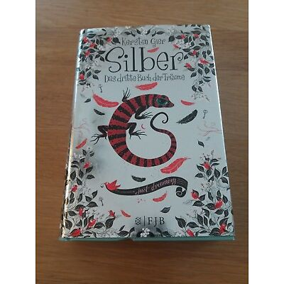 Kerstin Gier - Silber, Das dritte Buch der Träume
