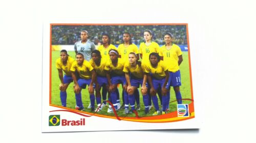 Marta ROOKIE m Photo Panini Women's World Cup 2011 Mint Condition