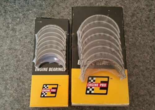Rod and Main Bearings 99-09 Chevrolet GMC 364ci 5.3L 6.0L 6.2L V8 Vin Vortec