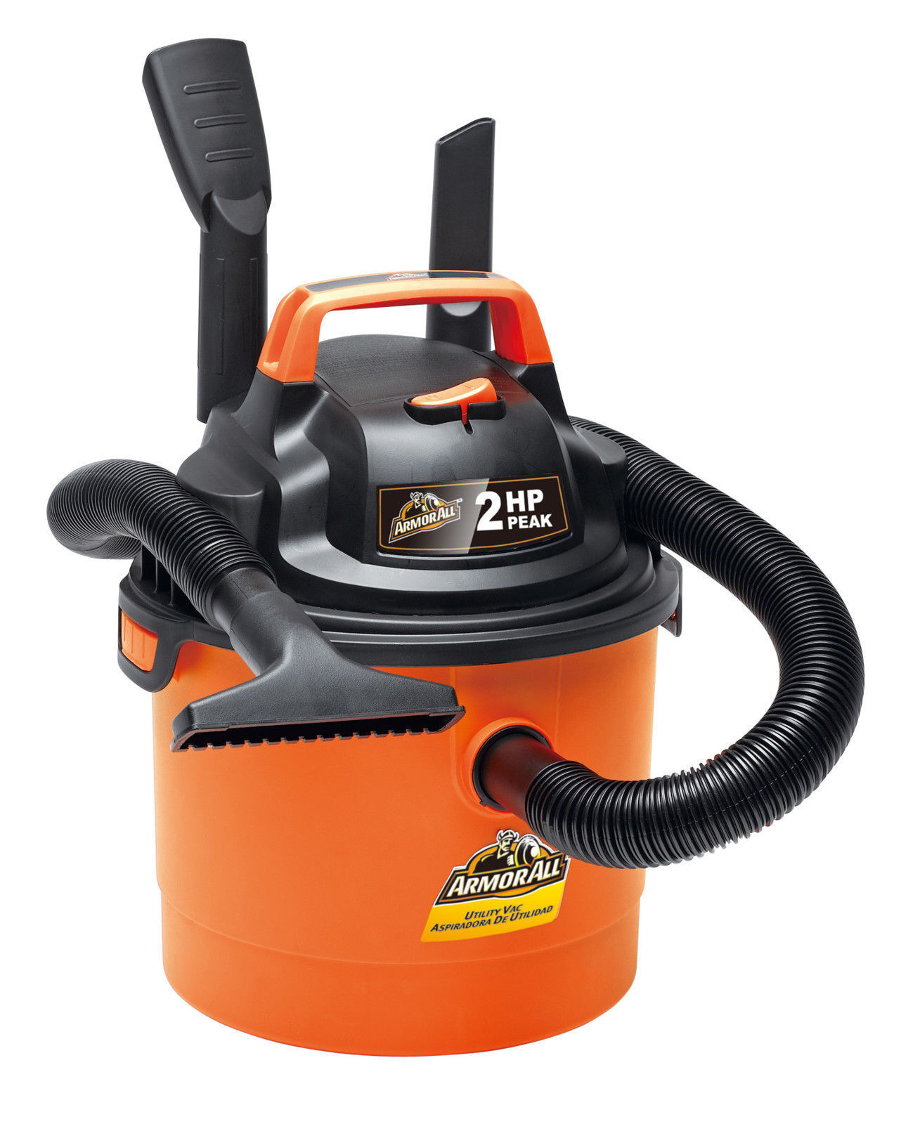 Armor All 2.5 Gallon Wet Dry Vacuum Cleaner Mountable Portable - LIKE NEW™