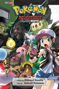 Pokemon-Adventures-Black-and-White-8-Paperback-by-Kusaka-Hidenori-Yamamoto