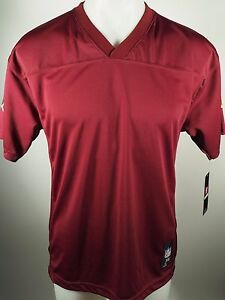 0d093bb2 Washington Redskins Official NFL Apparel Kids Youth Size Blank ...