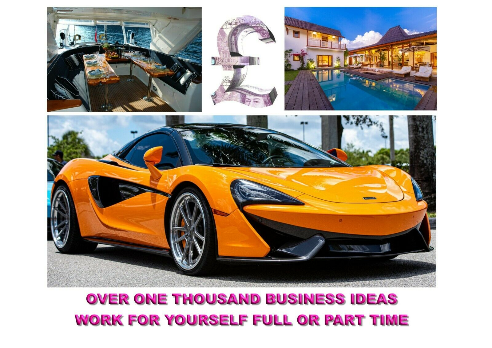 Business Ideas (One of the best & biggest collections available)