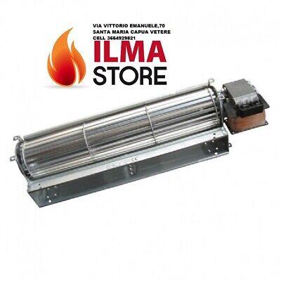 Ventilatore tangenziale per stufa pellet TGA 60//1-240//30 EMMEVI FERGAS 113231