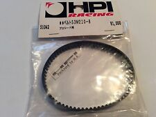 HPI PROCEED Genuine Parts 72T 8mm Belt RARE 1/8 S3M210-8 / 51042 Vintage Rc