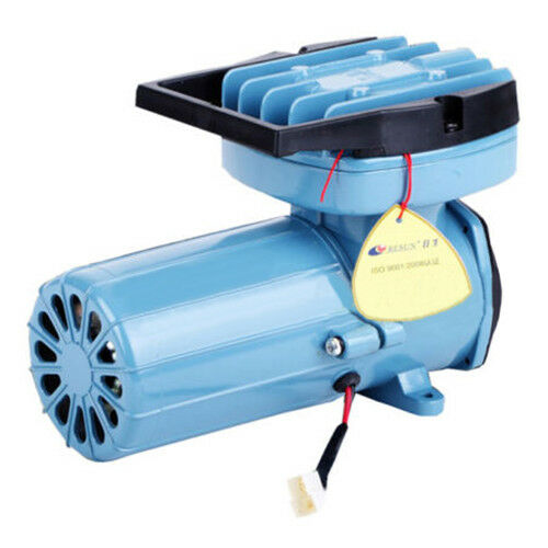 DC 12V Electrical Permanent Magnetic Air Pump 35W,17.96GPM Fish Tank Aquarium