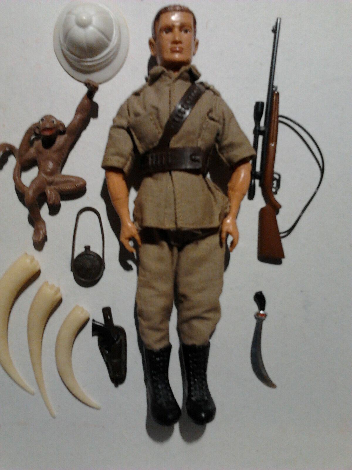 MADELMAN MADELMAN MADELMAN Ref.104 (1969-1970) Madel 1º Generación Safari  Cazador 9c66e8