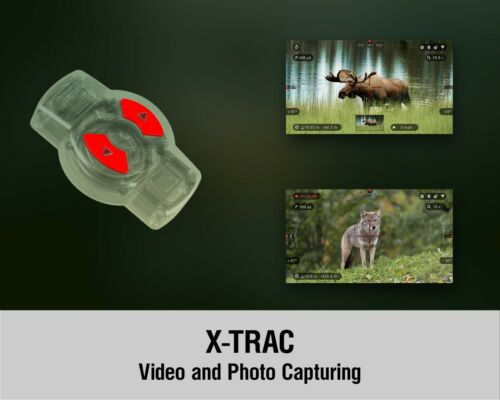 Bluetooth XTRAC Works w//Smart Scopes ATN X-TRAC Tactical Remote Access Control