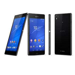 unlocked sony ericsson xperia z3 d6603 16gb android 3g 4g. Black Bedroom Furniture Sets. Home Design Ideas