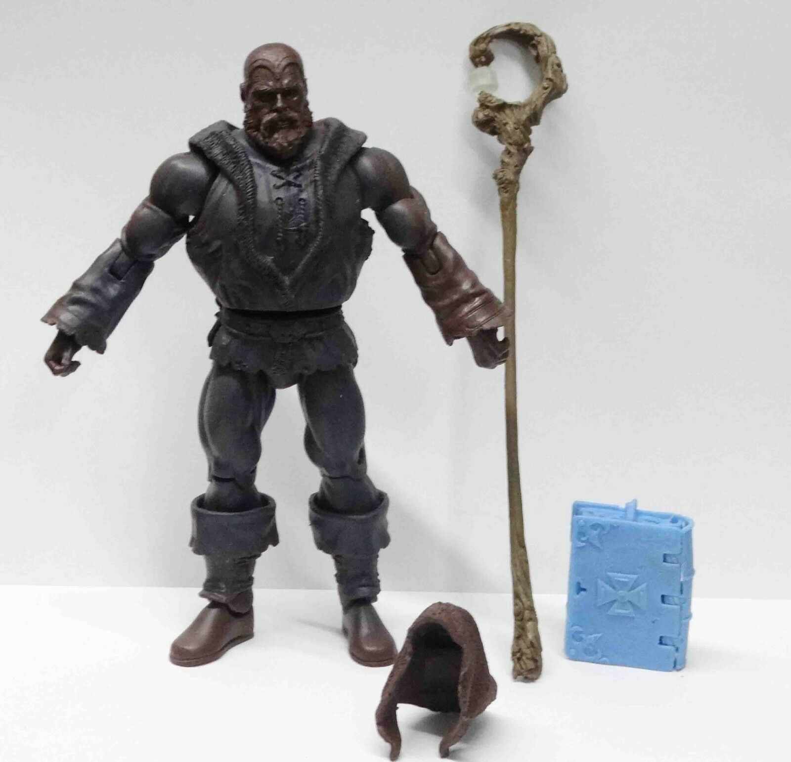 M2 He-Man Masters Of The Universe Eldor Action figure Predotype w color