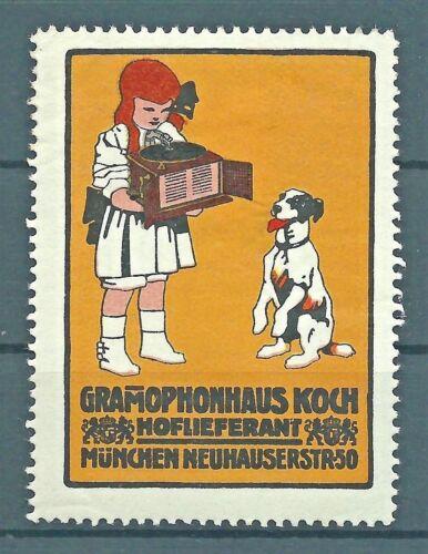Reklamemarke #25697 Vignette Künstler: Ludwig Hohlwein Werbemarke