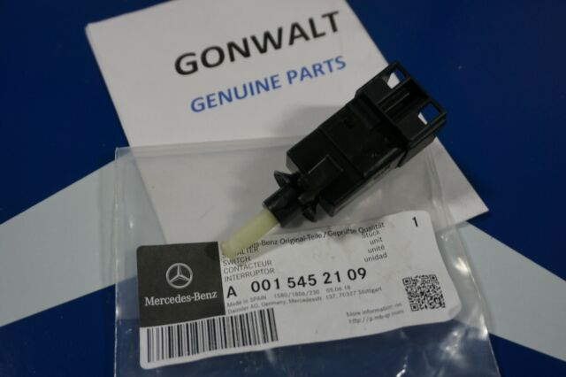 Mercedes-Benz Headlight Switch Genuine Factory Original