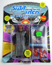 Star Trek Next Generation Figur -- KLINGON WARRIOR WORF -- NEU MOC Playmates