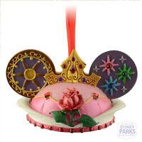 Disney Parks Aurora Sleeping Beauty Ear Hat Ornament Princess Christmas