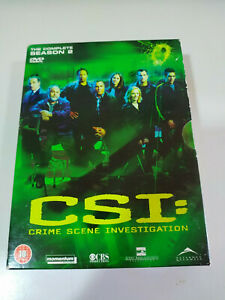 CSI-the-Complete-Second-Season-2-Special-Edition-6-x-DVD-AM