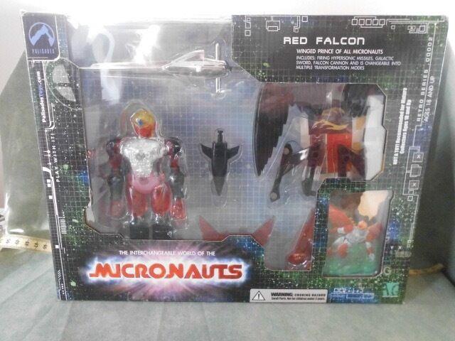 MICRONAUTS ROT FALCON MICRONAUTI PALISADES  ROBOT VINTAGE