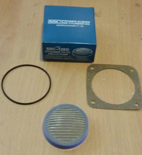 12 Pack SSC 109 3715101 RS939 A Pump Strainer Screen Suntec A-70 Pump Screen