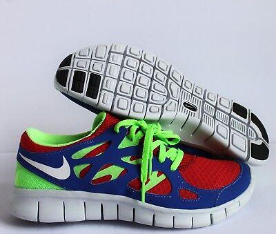 ae50f06d4038 Nike Women Run 2 ID Red-green-blue Sz 10w 605422-992 for sale online ...