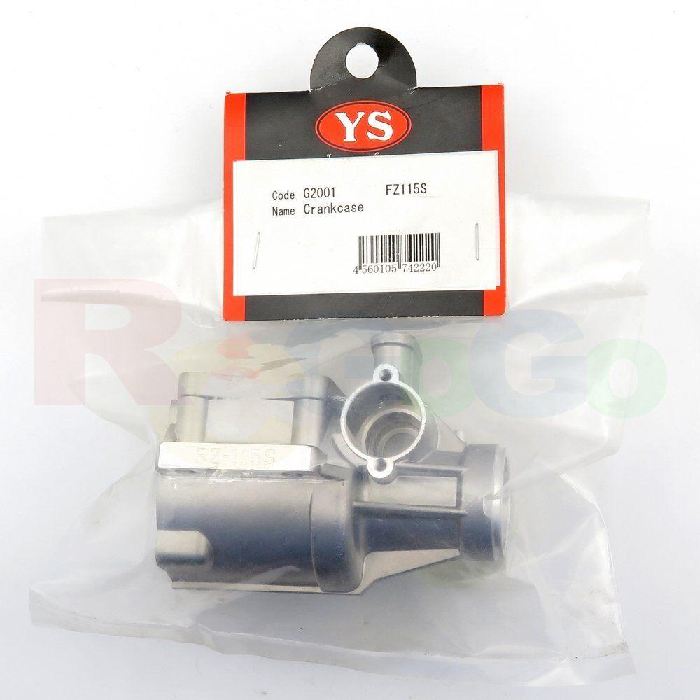 YS ENGINE ENGINE ENGINE PARTS CRANKCASE FZ115S   YSG2001 4b1d53