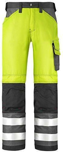 SALE PRICE Snickers 3333 Class 2 Hi-Vis Trousers