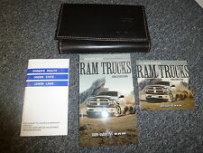 2015 Dodge Ram Truck 1500 Owner Manual Tradesmen Express SLT HFE Big Horn R/T ST
