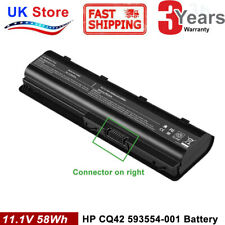 for HP spare 593553-001 HSTNN-LBOW Notebook Battery Compaq CQ42 CQ45-m03TX MU06