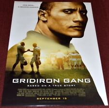 gridiron gang summary