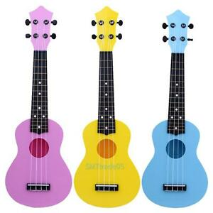 Professional 21 inch Acoustic Ukulele 4 String Guitar Musical Instrument for Kid