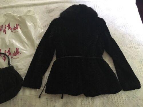 City not Black Casino Included purse Harrah's Jacket Atlantic Coat Sold Eq1wwPB