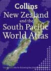 Collins New Zealand and the South Pacific World Atlas by HarperCollins Publishers (New Zealand) (Paperback, 2010)
