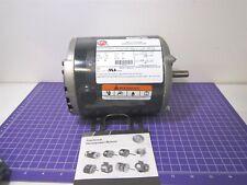 Us Motors D13b2n4a 13 Hp 1725 Rpm 115v Odp Single Phase Split Phase Motor