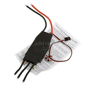 80A-Brushless-Water-Cooling-Speed-Controller-ESC-with-5V-5A-SBEC-fr-RC-Boat-I8H6