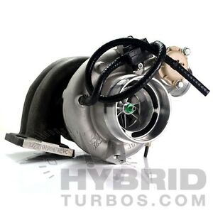 Details about BorgWarner EFR 7670 Turbo - 1 05 A/R T4 Turbine Inlet Flange  Twin Scroll Non-WG