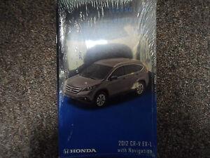 2012 honda crv ex-l owners manual