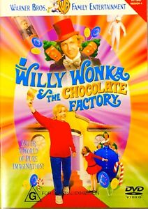Cc6-Brand-New-Sealed-Rare-Willy-Wonka-And-The-Chocolate-Factory-DVD-2001-See2