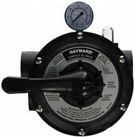 Top-mount Multiport Valve, Sand Filter Above-ground Pool Cleaning Water Control on sale