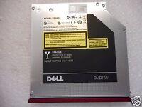 Dell Vostro 8a8sh Sata Dvd-rw Drive With Red Bezel (02) Ytvn9