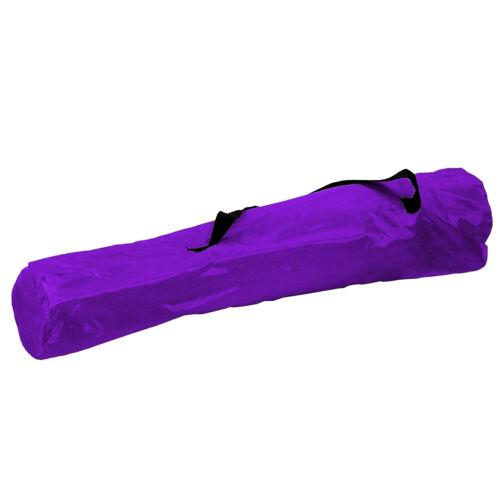 Tragegriff und Campingstuhl mit Tasche XL Tisch m lila Campingmöbel Set 5-tlg