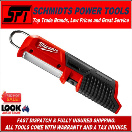 MILWAUKEE M12SL0 M12 12V CORDLESS LED STICK LIGHT WORK LIGHT TORCH BARE TOOL