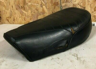 for 95-96 Kawasaki EN500A Saddlemen Saddle Skins Seat Cover Black