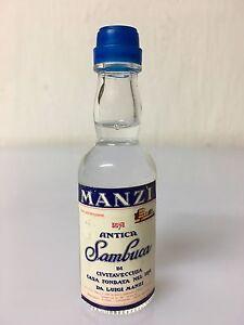 Mignon-Miniature-Manzi-Antica-Sambuca-Di-Civitavecchia-25cc-42-Vol
