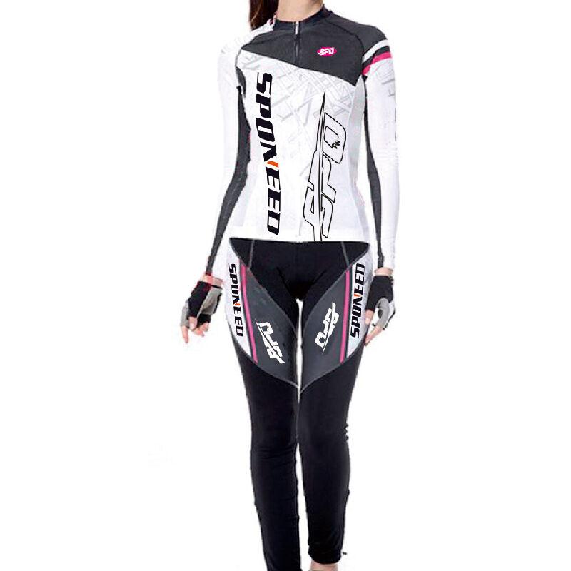 Women Cycling Jerseys Kits Bike  Pants Bicycle Clothing Pro Cyclist Uniforms  sell like hot cakes