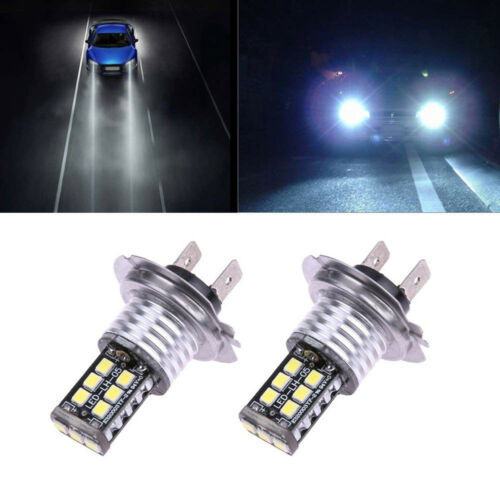 2PCS H7 Bulbs 150W LED Headlight Conversion Kit Light Car Driving Lamp 6000K 12V