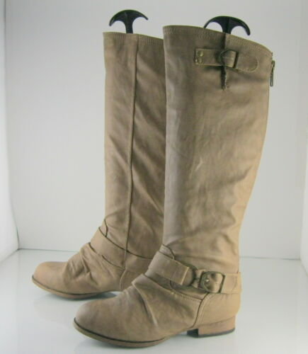 Camel 5cm 9 da basso Colour stivali Taglia Tacco ginocchio 5 Confortevole 2 sexy rrFCnq4B