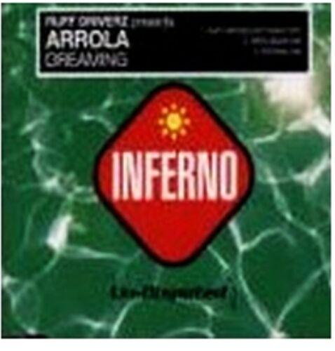1 of 1 - NEW CD.Arrola Dreaming.Inferno.Last of Stock!