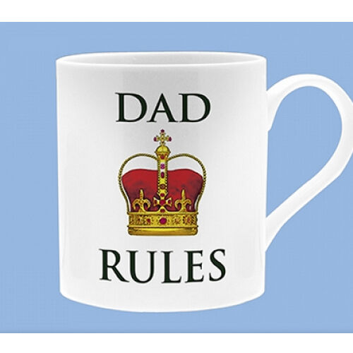 DAD-RULES-FINE-CHINA-MUG-COFFEE-CUP-TEA-MUGS-GIFT-SET-FATHERS-DAY-PRESENT-NEW